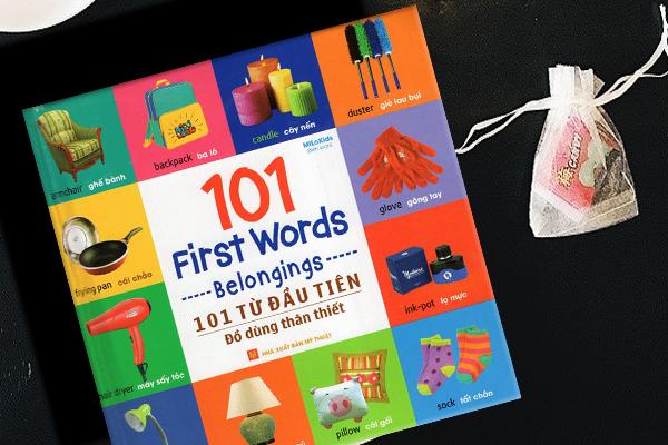 101 First Words - Belongings (101 Từ Đầu Tiên - Đồ Dùng Thân Thiết)