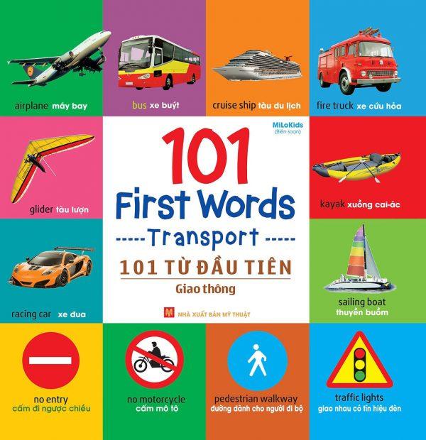 101 First Words - Transport (101 Từ Đầu Tiên - Giao Thông)