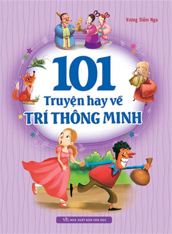 101 Truyện Hay Về Trí Thông Minh