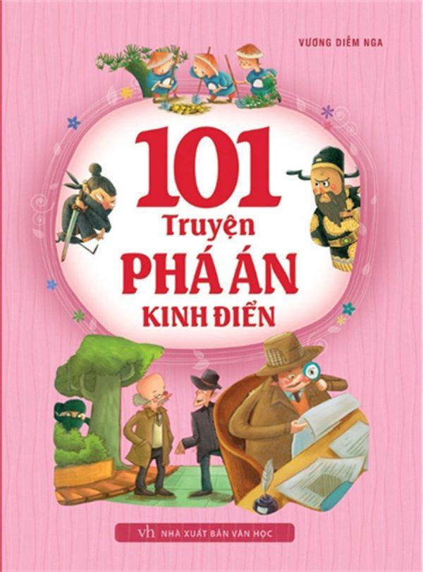 101 Truyện Phá Án Kinh Điển