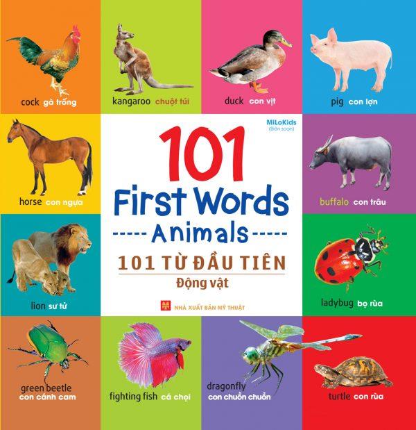 101 First Words – Animals (101 Từ Đầu Tiên – Động Vật)