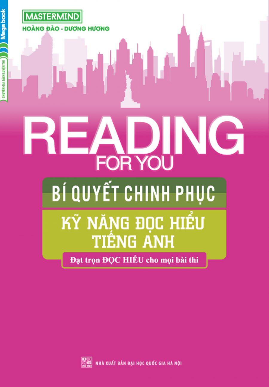 Bí Quyết Chinh Phục Kỹ Năng Đọc Hiểu Tiếng Anh
