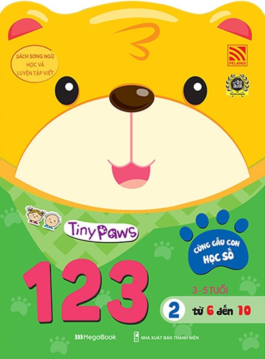 Tiny Paws - Cùng Gấu Con Học Số 123 - Tập 2