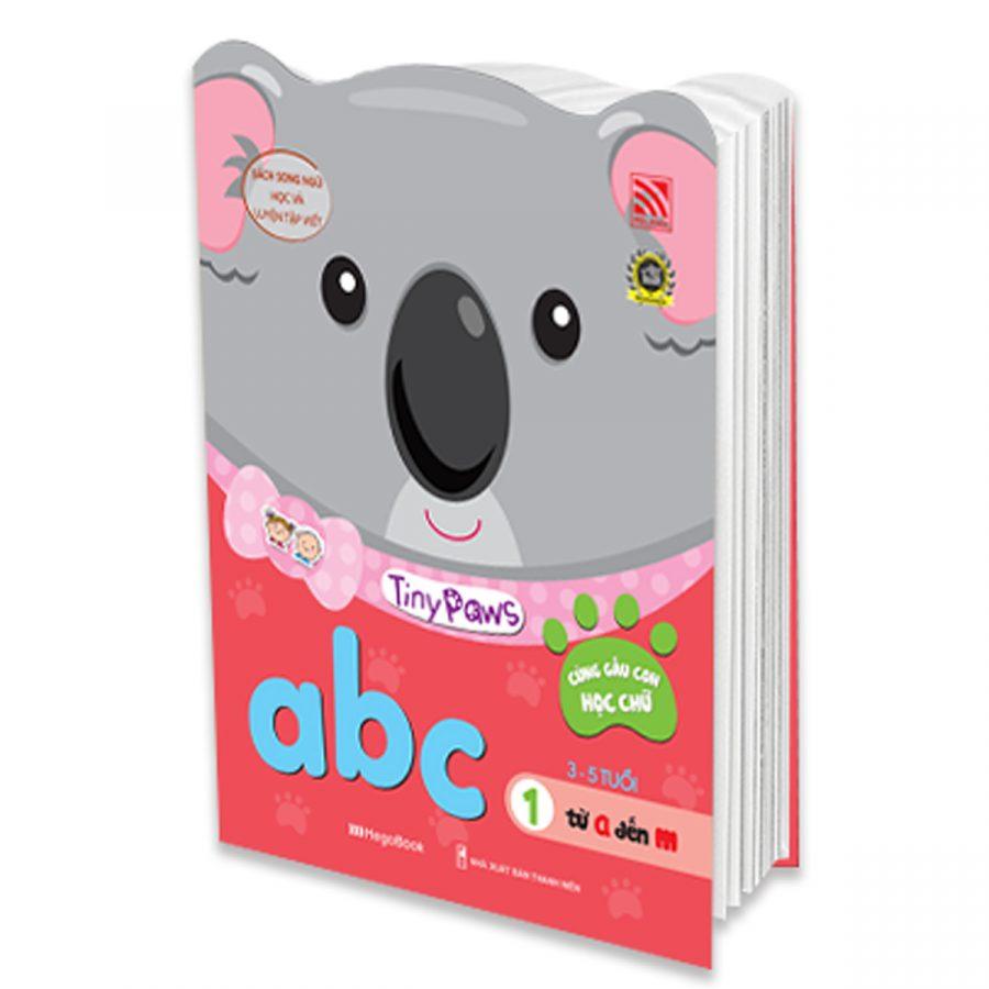 Tiny Paws - Cùng Gấu Con Học Chữ Cái Tiếng Anh ABC - Tập 1