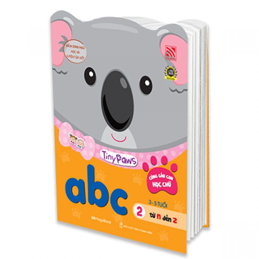 Tiny Paws - Cùng Gấu Con Học Chữ Cái Tiếng Anh ABC - Tập 2