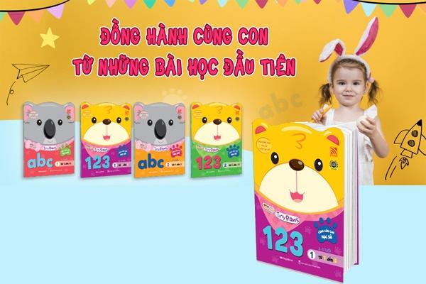 Tiny Paws - Cùng Gấu Con Học Số 123 - Tập 1