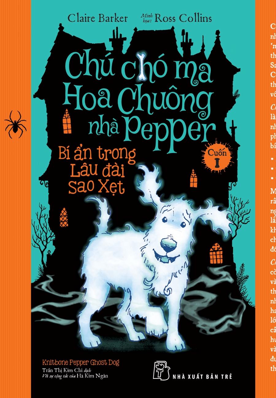 Chú Chó Ma Hoa Chuông Nhà Pepper Tập 1 - Bí Ẩn Trong Lâu Đài Sao Xẹt