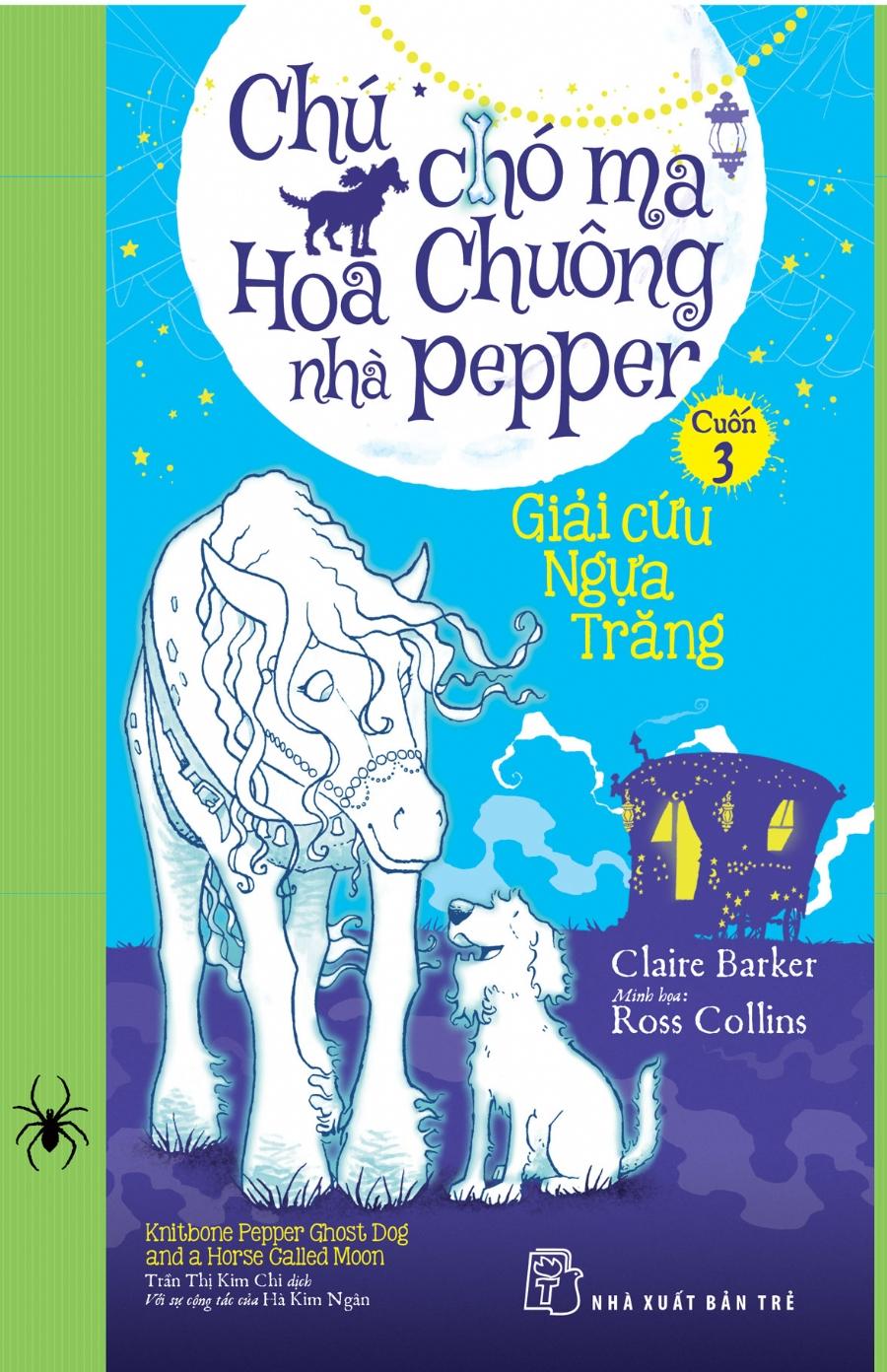 Chú Chó Ma Hoa Chuông Nhà Pepper Tập 3 - Giải Cứu Ngựa Trắng