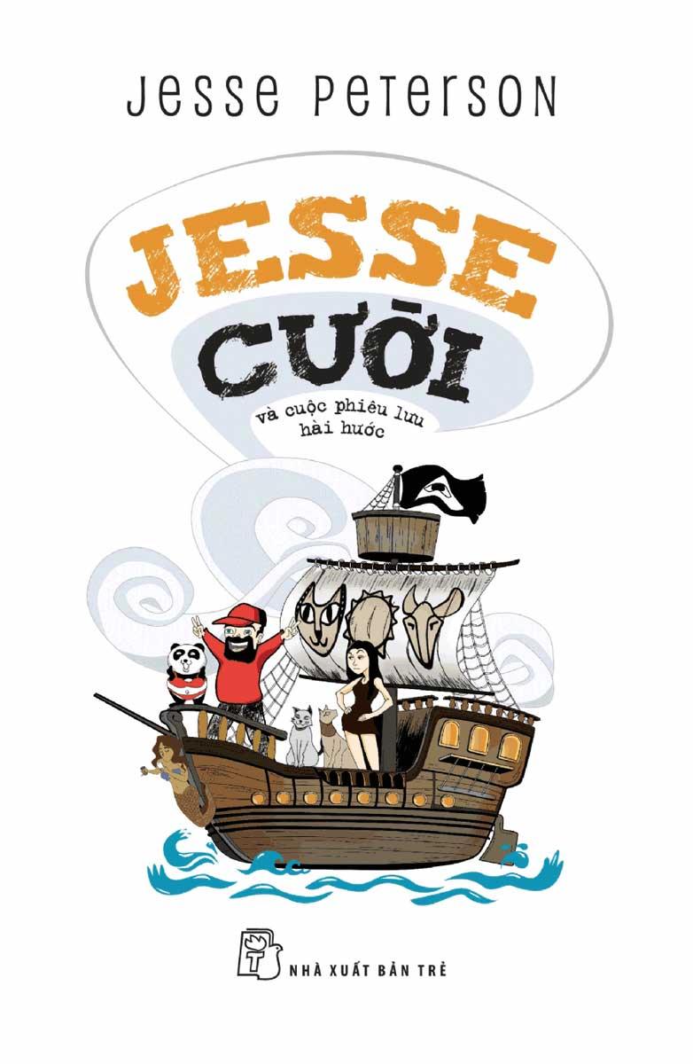 Jesse Cười Và Cuộc Phiêu Lưu Hài Hước