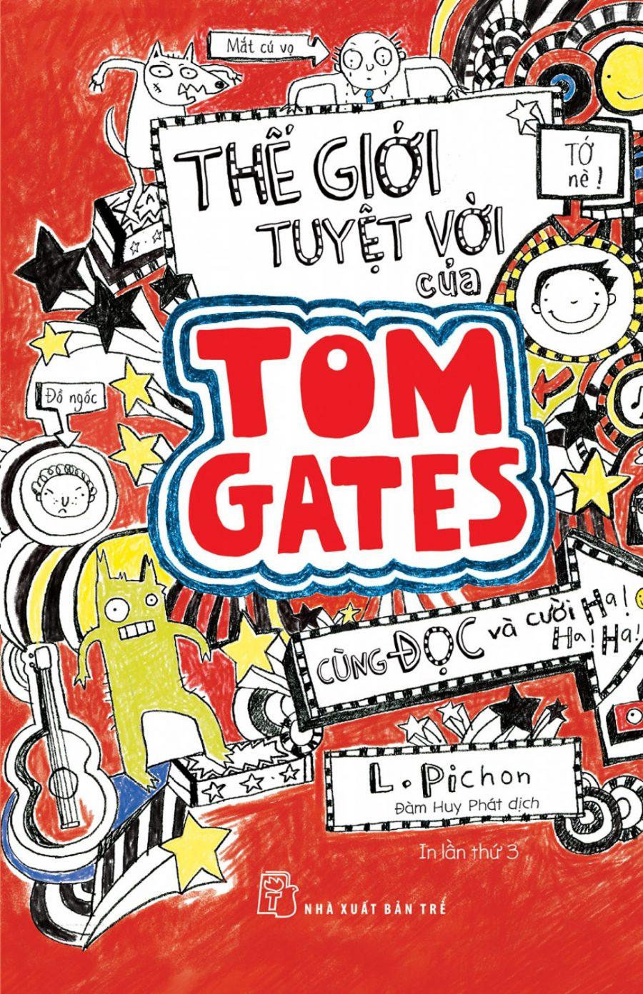 Thế Giới Tuyệt Vời Của Tom Gates